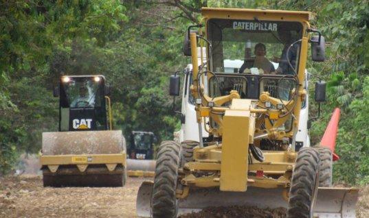 Alcaldía de Fortul desarrolla ambicioso programa de intervención en las vías terciarias
