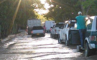 Comunidad de Todos los Santos continúan esperando ayudas humanitarias