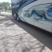 Joven murió al chocar contra bus de Copetran en zona rural de Tame