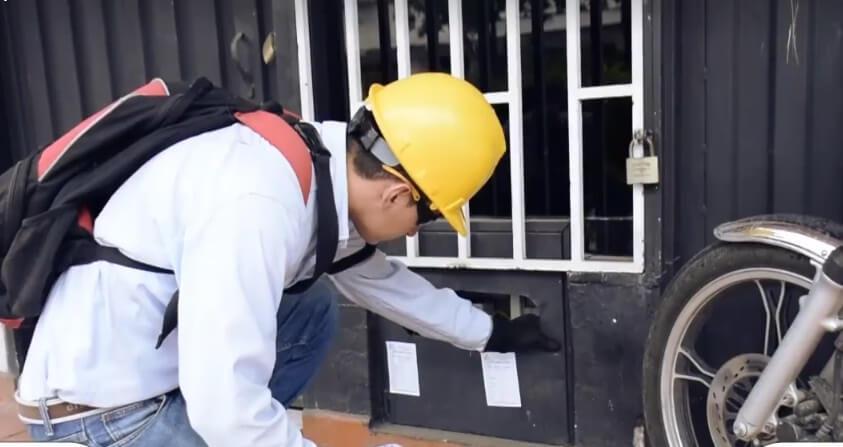 Por conectarse ilegalmente a las redes de energía fue impuesta la primera multa en Arauca