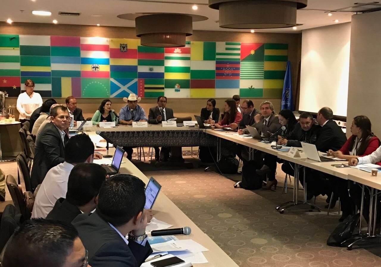 Este viernes se realiza un nuevo OCAD regional de los llanos en Yopal