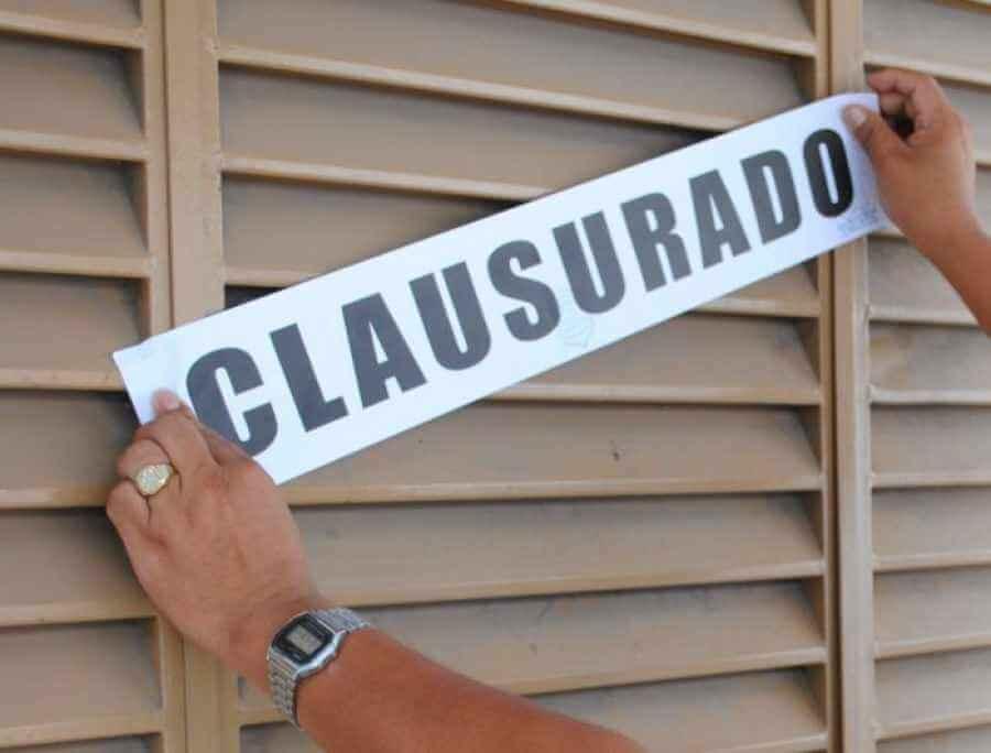 Seis establecimientos comerciales fueron cerrados en Arauca