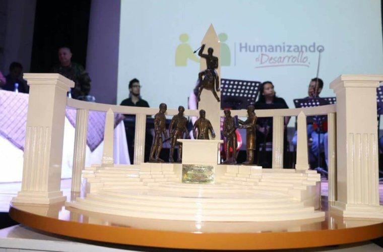 En septiembre será inaugurado el monumento al bicentenario