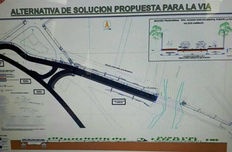 Por fin el Puente de la Pava será reconstruido