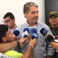 Embajador de estados Unidos en Colombia visitó complejo petrolero de Caño Limón