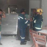 Dos mujeres heridas en un incendio en Arauca