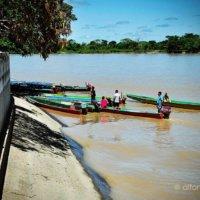 Que se cierre el paso de las canoas, pidieron comerciantes de Arauca al gobierno municipal y departamental
