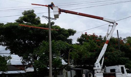 ENELAR suspenderá el servicio de energía en Chaparrito y en Cravo Norte