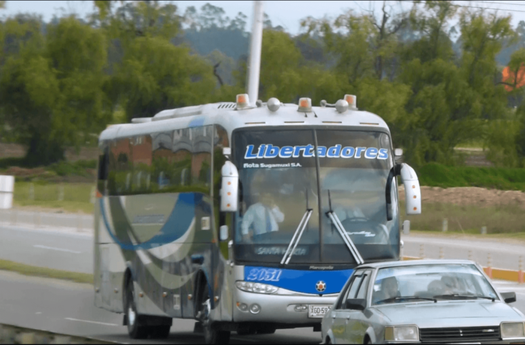 Ejército dice que todavía no han instaurados las denuncias quienes fueron víctimas de atraco en un bus de libertadores en la vía Tame-Arauca