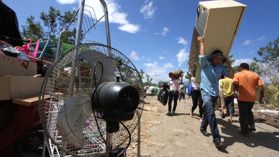 A la crisis humanitaria que vive Arauca se suma el arribo constante de venezolanos. La Alcaldía y la Gobernación deben atender problemática dice Defensoría del Pueblo