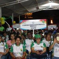 Comunales celebraron sus olimpiadas departamentales