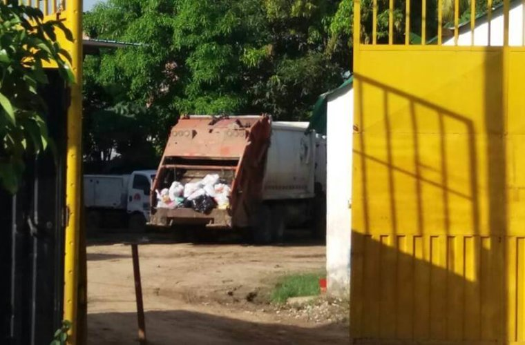 Vehículos de EMAAR no podrán guardarse ni lavarse en el barrio San Luis