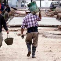 Colombiano con acento venezolano denunció discriminación por contratista  en obra de Las Chorreras. Dijo que se sintió humillado.