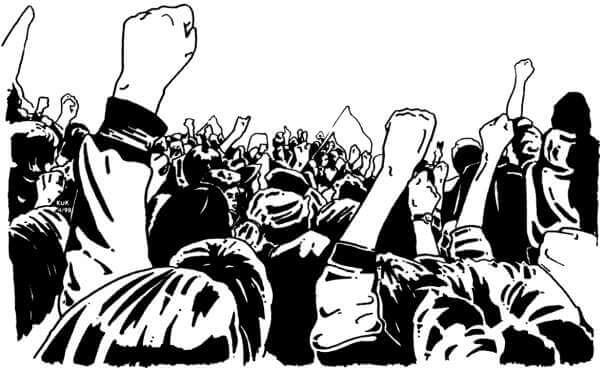 Habrá mesa de diálogo entre trabajadores y la petrolera INDEPENDENCE. Protesta fue suspendida.