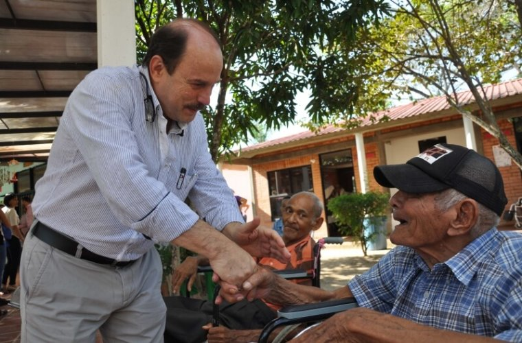 Adultos mayores le solicitan al gobierno departamental que destine recursos para ampliar el ancianato