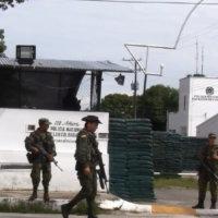 Fue hostigada la estación de Policía en Fortul