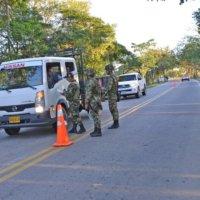Francotirador del ELN asesinó a soldado regular en el sector de Puente Lipa