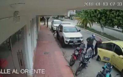 Fiscalía General reveló video de secuestro de contratista de Ecopetrol en Saravena
