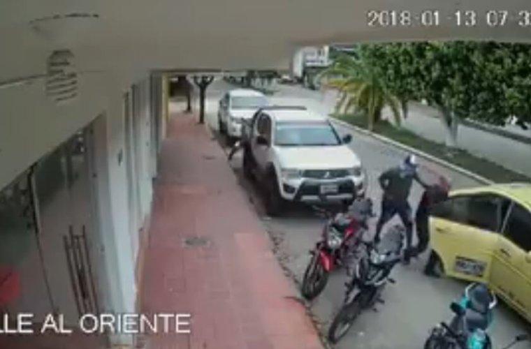 Tras permanecer once meses en cautiverio el ELN libero al ingeniero Andrés Riaño. Había sido secuestrado en Saravena