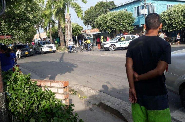 Guerrilla del ELN sería la responsable del asesinato de un intendente de la Policía en Arauca y dos civiles heridos