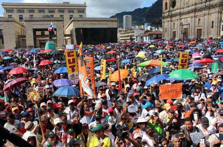 Docentes de Arauca respaldaran jornada nacional de protesta prevista por FECODE para el 21 de febrero
