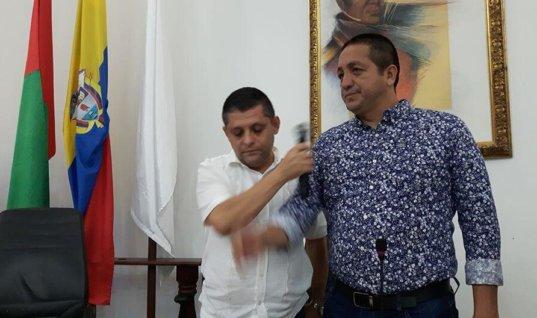 Situación que se avecina con invierno es muy preocupante, dice diputado Somoza. Cuestionó al Alcalde de Saravena por no presentar proyectos.