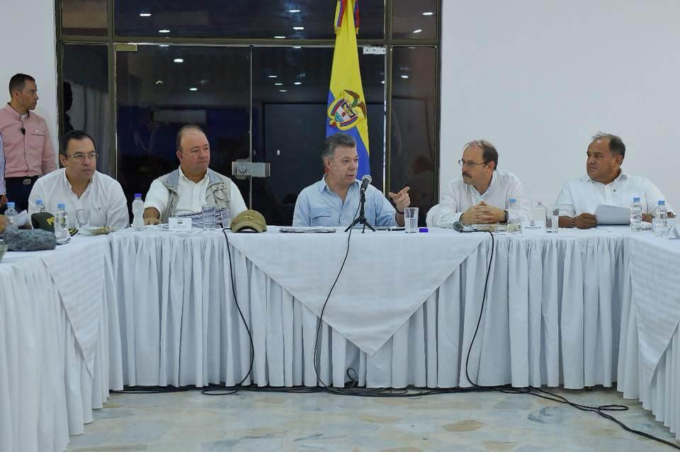 En 400 hombres aumentará pie de fuerza en Arauca, según el anuncio hecho por el Presidente Santos