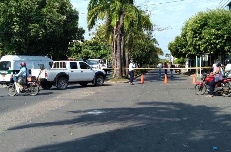 Ataque sicarial en Arauca deja un policía muerto y dos civiles heridos