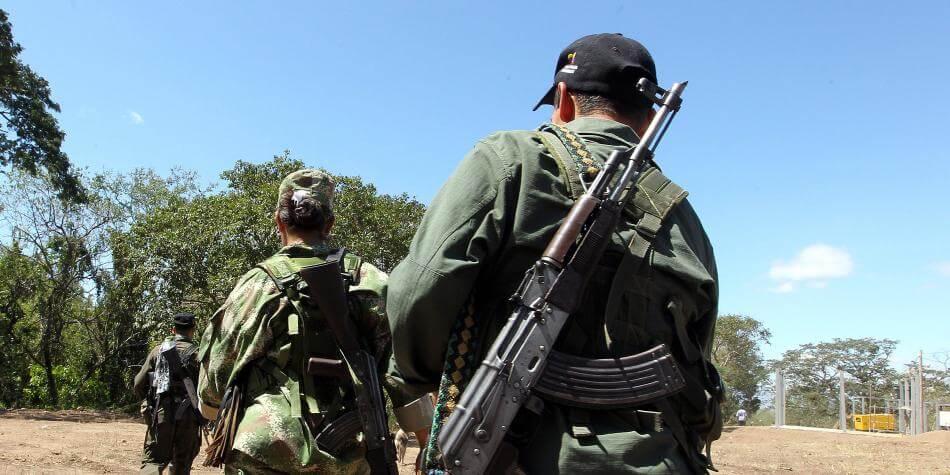 Serían alrededor de 100 los disidentes de las FARC en Arauca