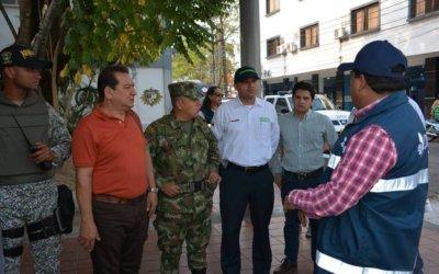 Siguen los operativos de la DIAN en Arauca para combatir el contrabando