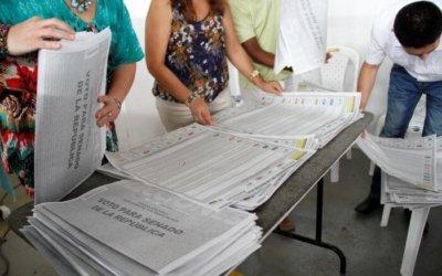 Terminan los escrutinios Municipales en Arauca