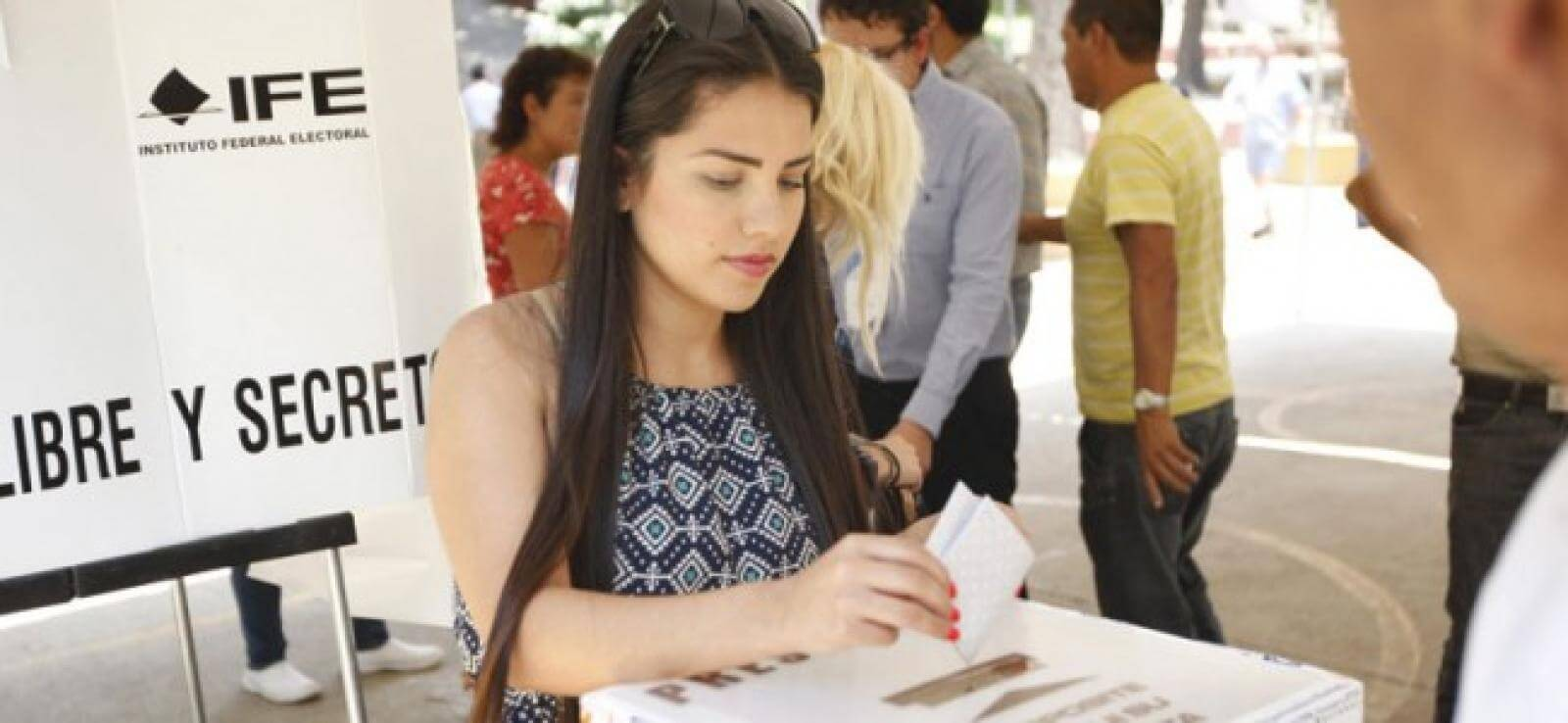 Registraduría reconocerá con diploma a jóvenes que voten por primera vez