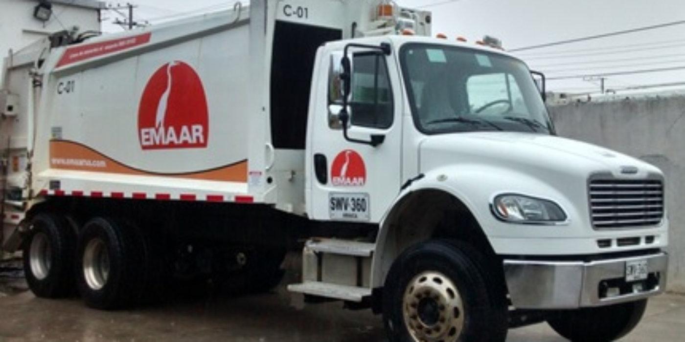 Nueva polémica entre EMAAR y la Alcaldía por recolección de basuras en invasiones.