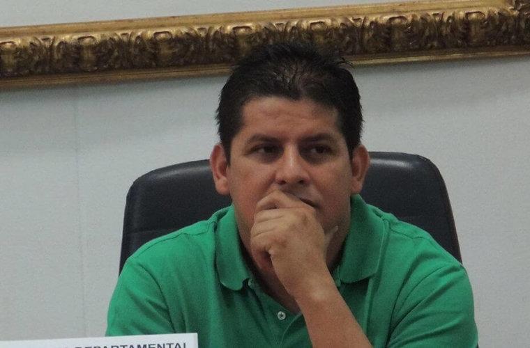 Salvavidas para el hospital de Saravena pidió el diputado Leison Botia.
