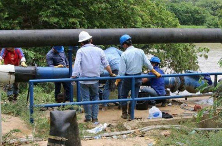 Hoy, suspensión de agua potable por 3 horas en Arauca. Emserpa trabajos en instalaciones de hidratantes