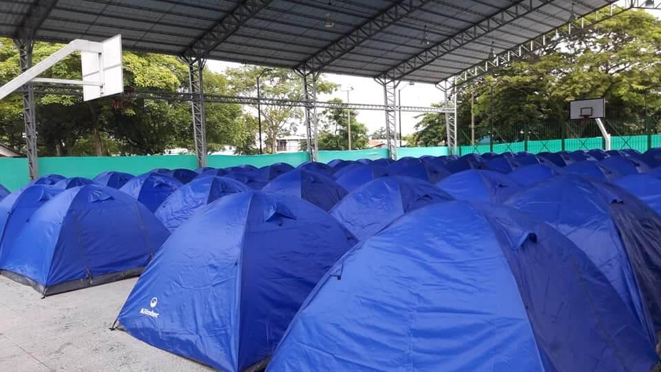 Mejoran las condiciones en albergue de Las Corocoras, afirmó Secretaria de Apoyo.