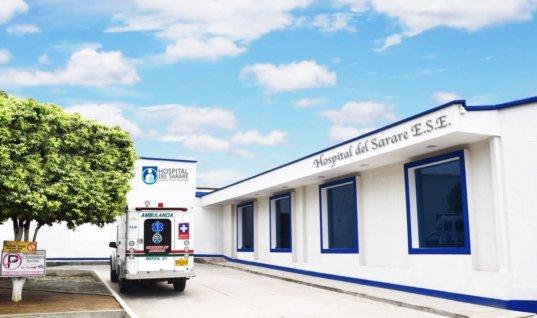Desbordada la capacidad de atención en hospital de Saravena.