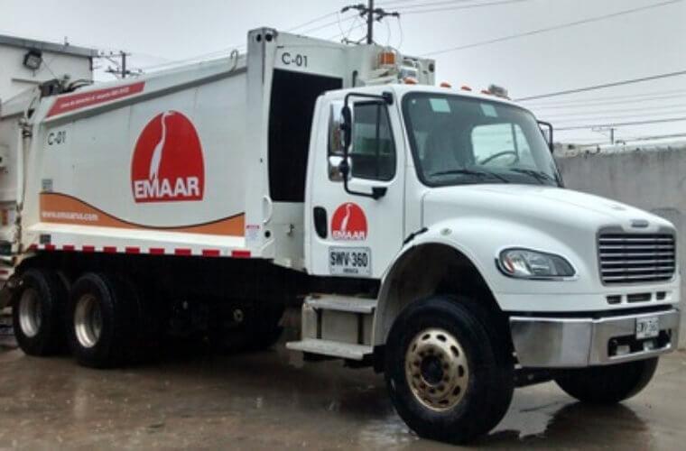 EMAAR reconoce demoras en la recolección de basuras en la ciudad.