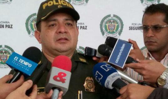 Policía, responsabilizó al ELN de ataque al Ejército en Saravena.