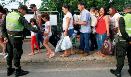 Migración entregó estadística de venezolanos que han sido devueltos a su país.