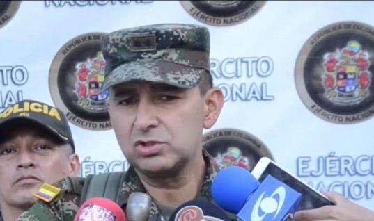 Cinco presuntos disidentes de las FARC fueron capturados por el Ejército en Arauquita.