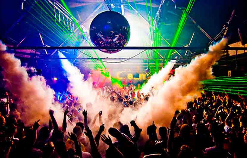 Comunidad de Monserrate está desesperada con discoteca.