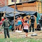 Intervención de la Personería y la Policía impidió invasión de un terreno en Monserrate.
