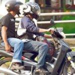Capturan sujeto en Puerto Jordán que se movilizaba en una moto robada