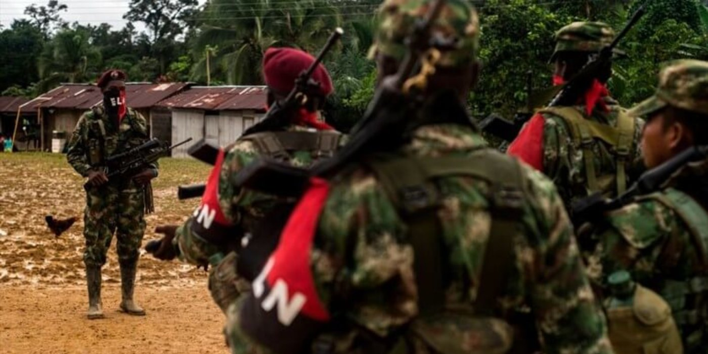 Venezolanos están siendo reclutados por el ELN y las disidencias de las Farc.