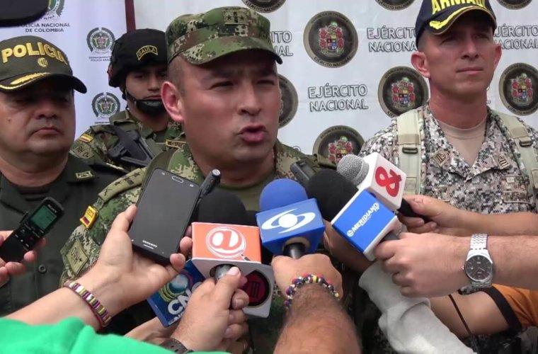 """""""Sujetos armados intimidaron a funcionaria del INVIMA. Le solicitaban dinero para no secuestrarla"""", afirmó comandante de la Brigada 18."""