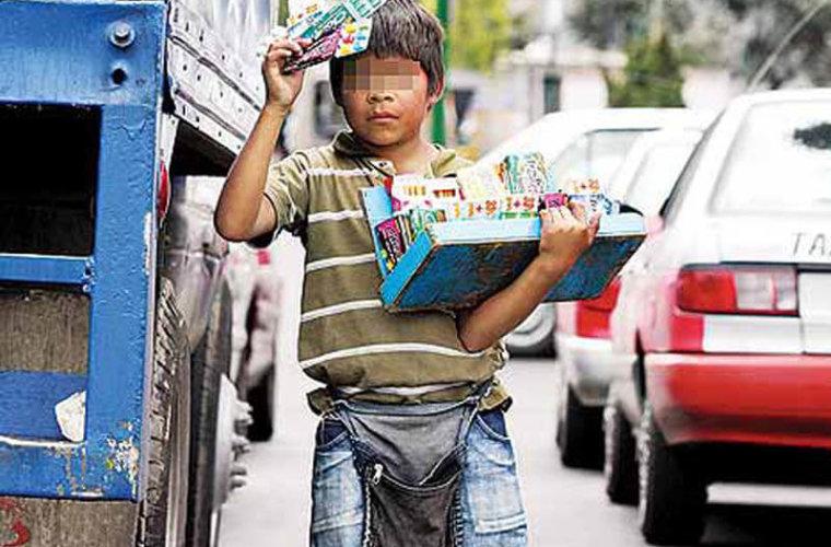 Sanciones monetarias recibirán comerciantes que empleen menores de edad.