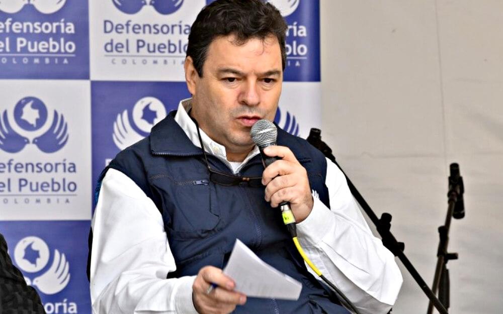 Defensor Nacional del Pueblo le pidió al ELN liberar a todos los secuestrados.