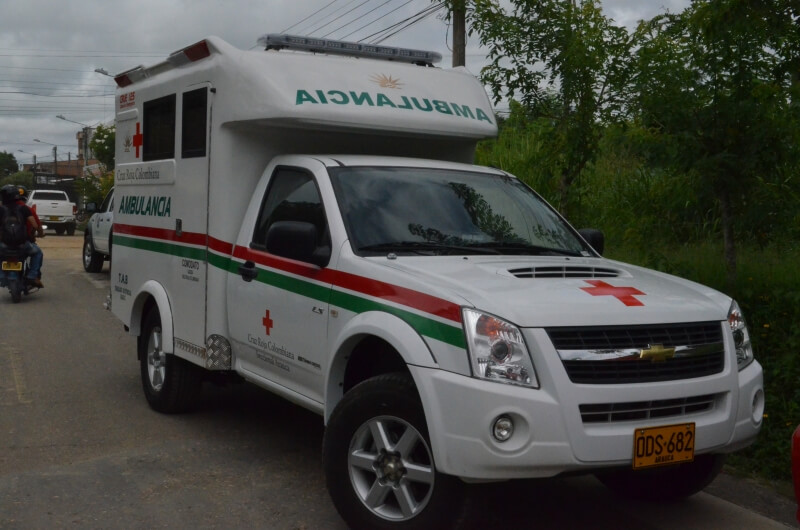 No llegaron ambulancias a atender accidente de tránsito en Arauca.