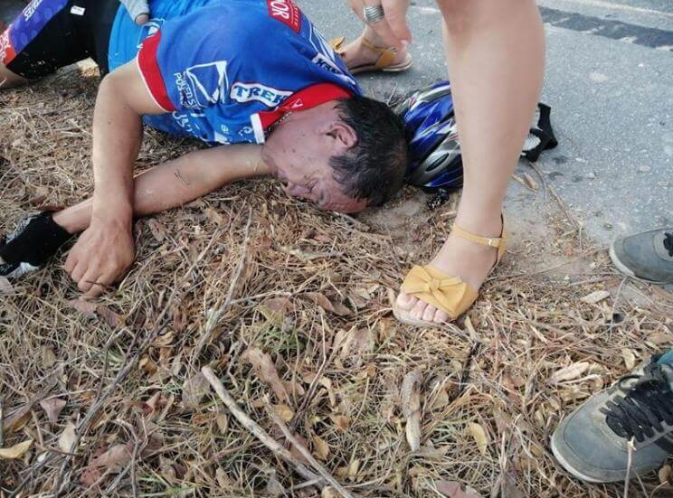 Encuentran muerto a gerente de la Flota Sugamuxi en Arauca. Montaba  bicicleta en la vía al Caracol. Al parecer tuvo un infarto.